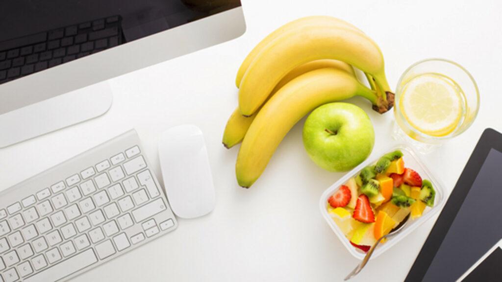 8 Healthy Desk Drawer Snacks